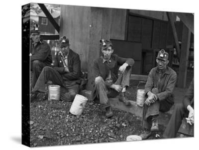 Kentucky Coal Miners, Jenkins, Kentucky, c.1935