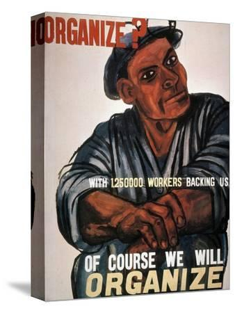 Labor: Poster, 1930S
