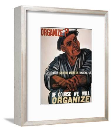 Labor: Poster, 1930S
