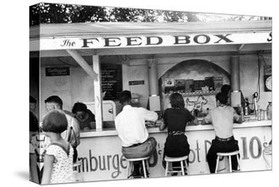 Ohio: Luncheonette, 1938
