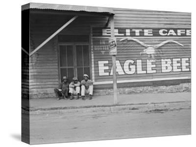 Street Scene, Natchez, Mississippi, c.1935