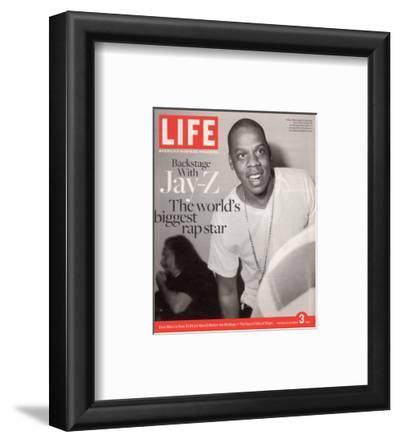 Rapper Jay-Z, November 3, 2006