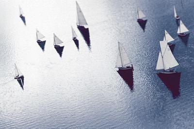Broads Regatta, Island Yachts - Awash
