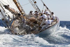 Careening Crew by Ben Wood