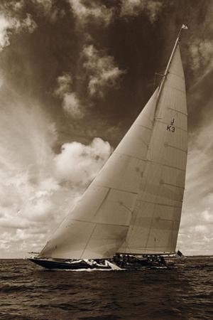 J-Class K3 Yacht