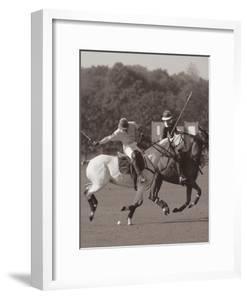 Polo In The Park I by Ben Wood