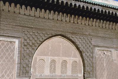 Ben Youssef Madrasa, Marakesh, Morroco-Vivienne Sharp-Photographic Print