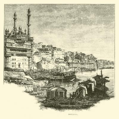 Benares--Giclee Print