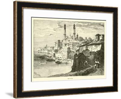 Benares--Framed Giclee Print