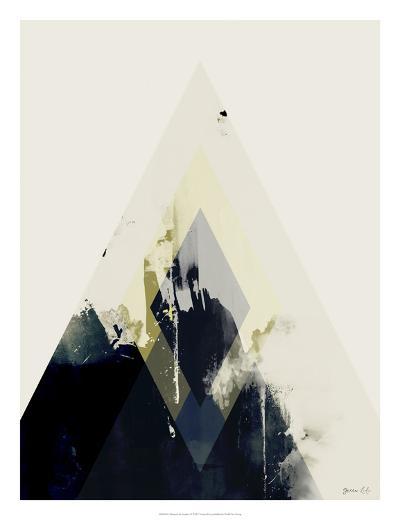 Beneath the Surface II-Green Lili-Art Print