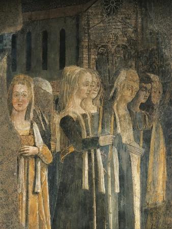 Funeral of St Bernardino, 1461-1480