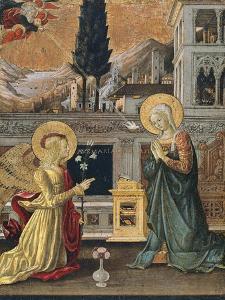 The Annunciation by Benedetto Bonfigli