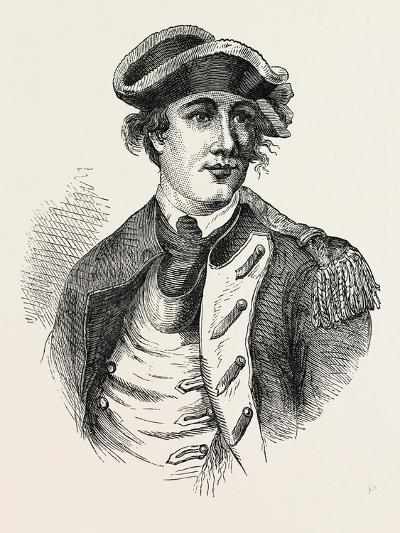 Benedict Arnold Was a General During the American Revolutionary War Who Originally Fought for the A--Giclee Print