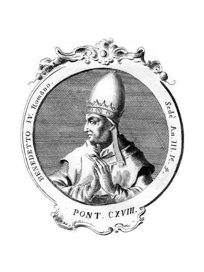 Benedict Iv, Pope of the Catholic Church--Giclee Print
