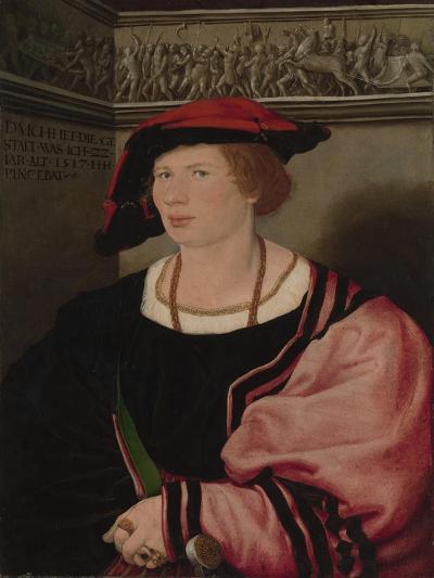 Benedikt von Hertenstein, 1517-Hans Holbein the Younger-Giclee Print
