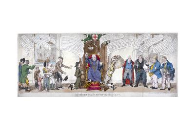 Benefits of a Plentiful Harvest, 1813-C Williams-Giclee Print