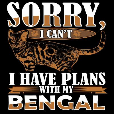 Bengal Cat-Wonderful Dream-Art Print