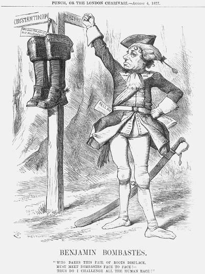 Benjamin Bombastes, 1877-Joseph Swain-Giclee Print