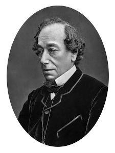 Benjamin Disraeli, 1st Earl of Beaconsfield (1804-188), British Conservative Statesman, C1880