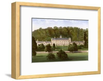 Castle Hill, Devon, Home of Earl Fortescue, C1880