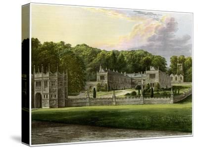 Lanhydrock, Cornwall, Home of Lord Robartes, C1880