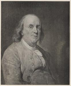Benjamin Franklin the American Statesman Scientist and Philosopher in Later Life