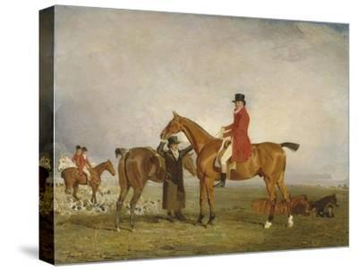 George, 5th Duke of Gordon on 'Tiny', 1806-7