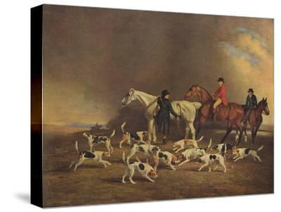 John Powlett and His Hounds, (C18th to 19th Centur), 1929