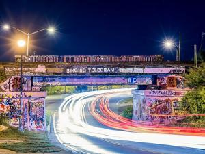 Graffiti Bridge by Benjamin Schaefer