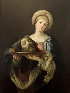 Salome with the Head of St. John the Baptist, after a Painting by Guido Reni (1575-1642), C.1761 by Benjamin West