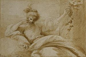 Taste (from the Series 'The Five Senses') by Benjamin West