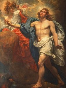 The Resurrection by Benjamin West