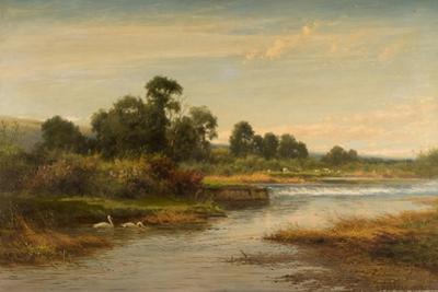 Goring on Thames, 1873