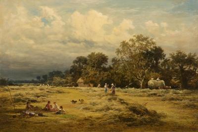 Haymaking, 1881