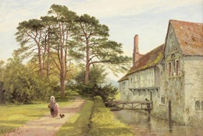 Igtham Moat, Kent, C.1868