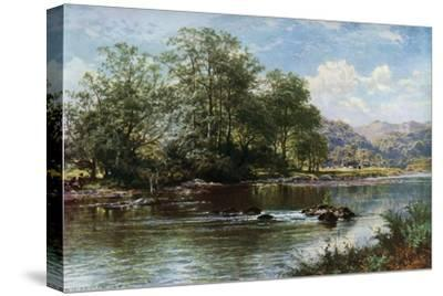 The Stream in Summer Time, 1887