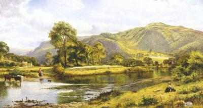 View of the River Conway