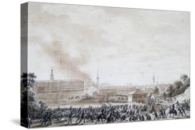 French Attack on City of Weimar, October 14, 1806