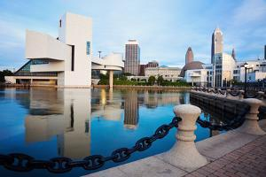 Cleveland Seen Morning Time by benkrut