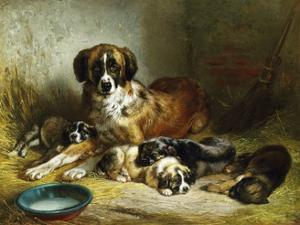 A Soporific Family by Benno Adam