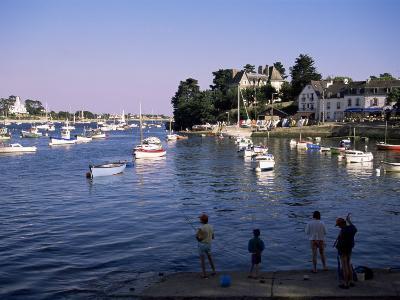 Benodet, Brittany, France-J Lightfoot-Photographic Print