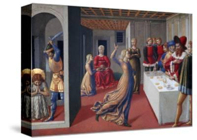 The Feast of Herod and the Beheading of Saint John the Baptist, 1461-1462