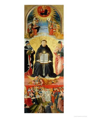 Triumph of Saint Thomas