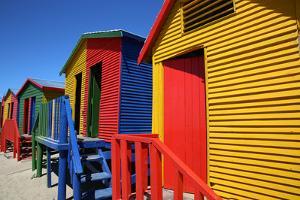 St James Beach. Cape Town by benshots