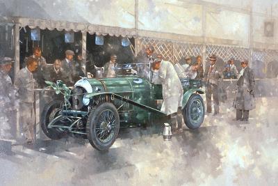 Bentley Old No.7-Peter Miller-Giclee Print