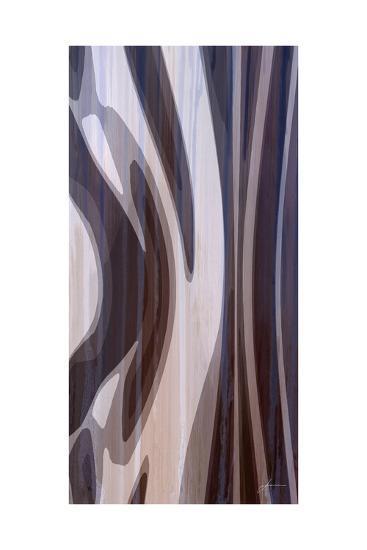 Bentwood Panel I-James Burghardt-Art Print