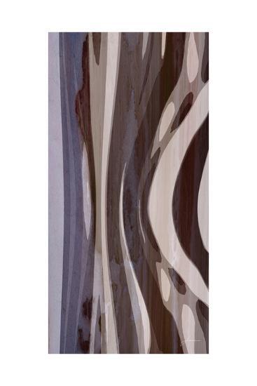 Bentwood Panel III-James Burghardt-Art Print