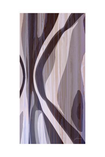 Bentwood Panel VI-James Burghardt-Art Print