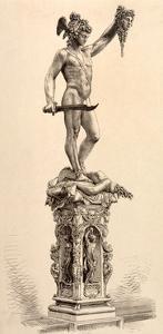 Perseus by Benvenuto Cellini