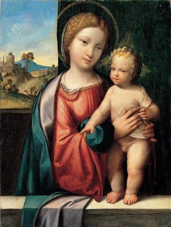 Madonna with the Child, 1512